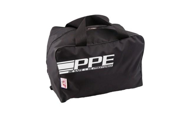 191BK-PPE DUFFEL SMALL W/PPE LOGO