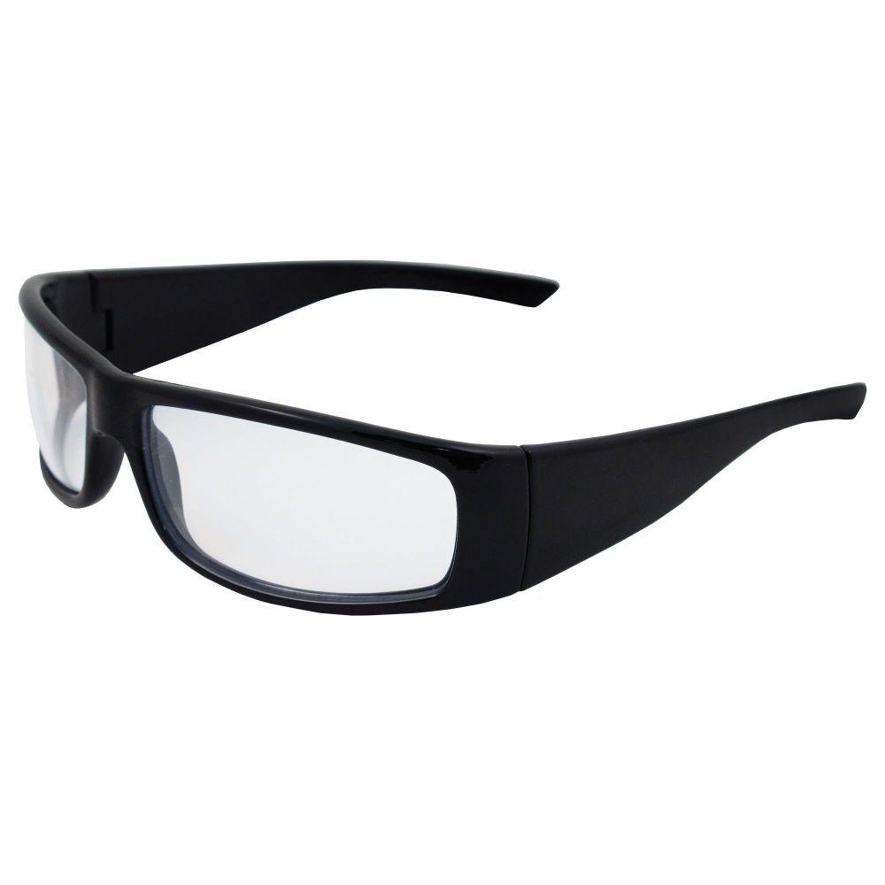 17920 Frame Black, Lens Clear