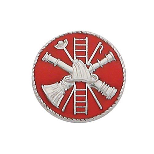 Smith & Warren C197R Raised Fire Scramble Collar Insignia