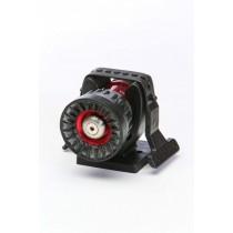 1002S HD Flexmount Short Black Strap In Use