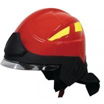 Pacific Helmet F-15 Modern Firefighter Helmet