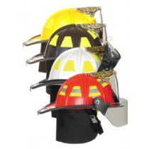 1910 FIRE DEX STANDARD TRADITIONAL STY:E HELMET