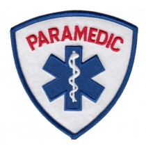 5288 PARAMEDIC Shoulder Patch Shoulder Patch