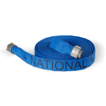 National 8D Polyester Double Jacket Hose