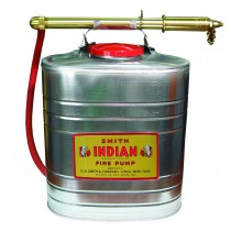 Indian 90S 5-Gallon Stainless Steel Fire Pump with Smith Pump