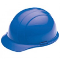 19366 Blue American Mega Reatchet Hard Hat