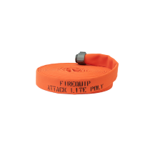 """FIREQUIP 3"""" with 2-1/2 COUPLINGS""""  ATTACK LITE POLY"""