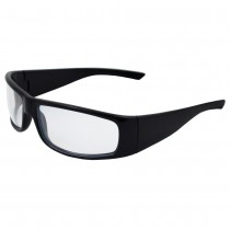17920 Frame Black, Lens Clear