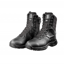 Black Diamond Battle OPS 8-inch Waterproof Tactical Boot - Side Zip Comp Safety Toe