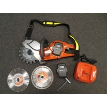 Husqvarna Battery Power Saw Package