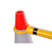 Collapsible Cone Bar