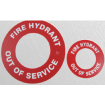 Fire Hydrant Out Of Service Rings