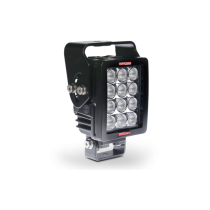 HiViz LED 12 LED Work and Area Light Black