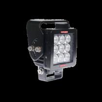 HiViz LED 9 LED Work and Area Light Black