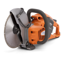 Husqvarna Battery Power Saw