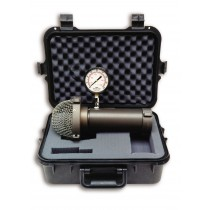 Akron Brass 2 1/2'' NH (65 mm) Hydrant Flow Test Kit, With Case