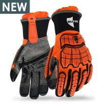 Majestic MFA 14 Oil & Water Resistant Gloves- ANSI 5 cut rated Cala Tech palm