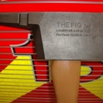 The Pig Axe Notched