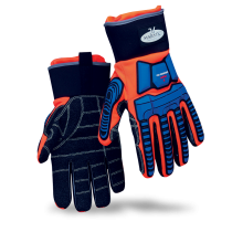 Majestic MFA 18B Oil & Gas Extrication Glove with Blood Borne Pathogen Liner