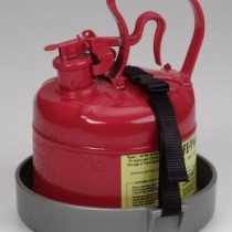 ZICO ROUND HOLDER 1 OR 2 GALLON SAFETY CAN ( CAN NOT INCLUDED)
