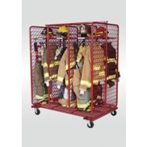 RED RACK MOBILE SINGLE SIDED