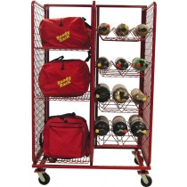 SOS2432DBL-MP Ready Rack S.O.S. Multi Purpose Storage 2 Section