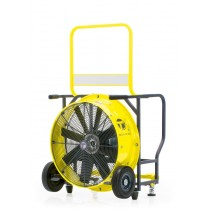 EB Single Speed Electric Blower Side