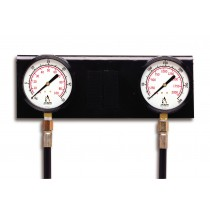Akron Brass 3 1/2'' (89 mm) Apparatus Test Gauge Kit