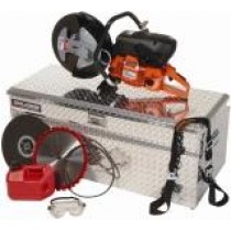 DIAMOND PLATE SAW BOX KITS SAWS AND ITEMS PICTURED ARE  NOT INCLUDED