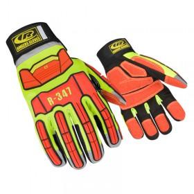 R-347 Ringers Hi Viz Rescue Extrication Glove