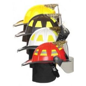 FIre-Dex 1910 Delux Traditional Style Helmet