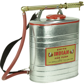 90G D B Smith Indian Tank Galvanized Fire Pump