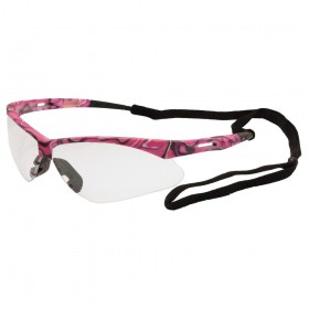 Annie Pink Camo Eye Protection