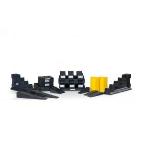 Turtle Plastics Rescue Equipment Kits (Auto X Tool Kits)