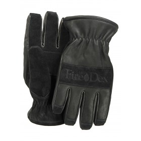 Fire-Dex Pro Gloves Leather Gauntlet Cuff