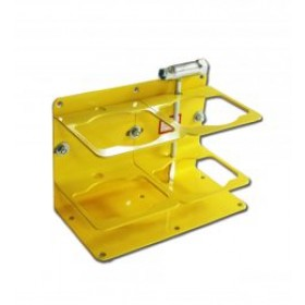 QM-PMH-D Double Premix/Bar Container Holder