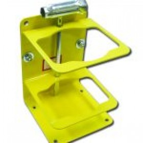 QM-PMH-1 Quick Mount Premixed Can Holder Yellow