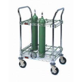 EMS Oxygen Cart