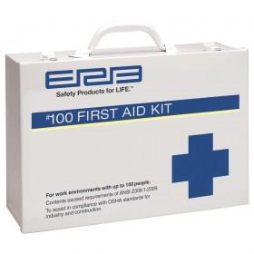 ERB 17138 First Aid Kit Metal Case