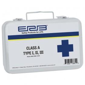 ERB 28889 ANSI First Aid Kit Metal Case