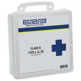 ERB 28890 ANSI First Aid Kit Plastic Case