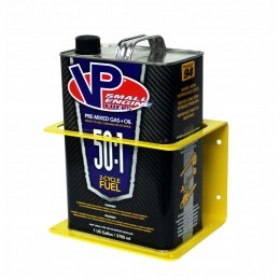 QM-PMH-G  Gal. Premix Holder Yellow
