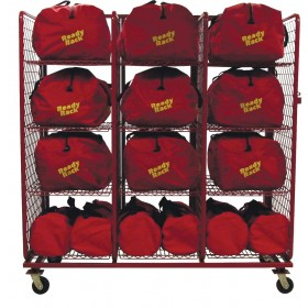 Ready Rack S.O.S.Gear Bag Storage 3 Section