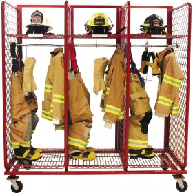 Ready Rack S.O.S. PPE Storage 3 Section