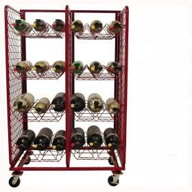 Ready Rack S.O.S. Clyinder Storage 2 Section
