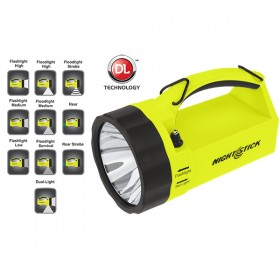 Nightstick XRP-5580 Intrinsically Safe Dual-Light™ Lantern - Rechargeable